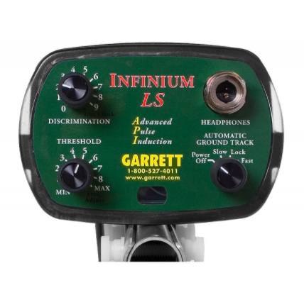 Garrett Infinium Screen