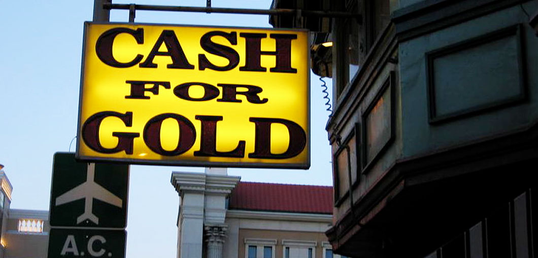 cash for gold shop