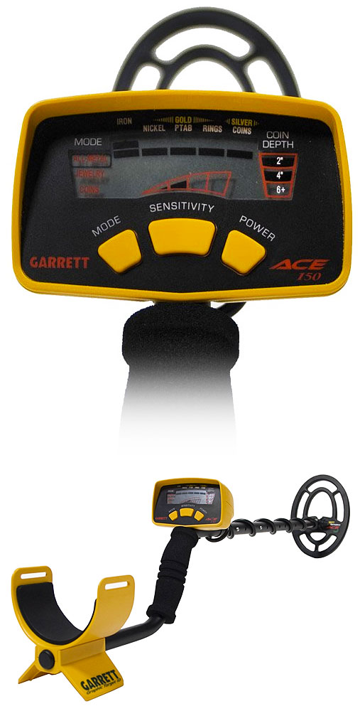 Garrett Ace 150 Youth Detector